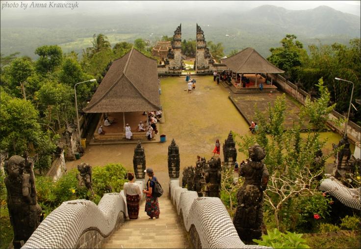 Pura Lempuyang temple, near Amlapura, Bali.