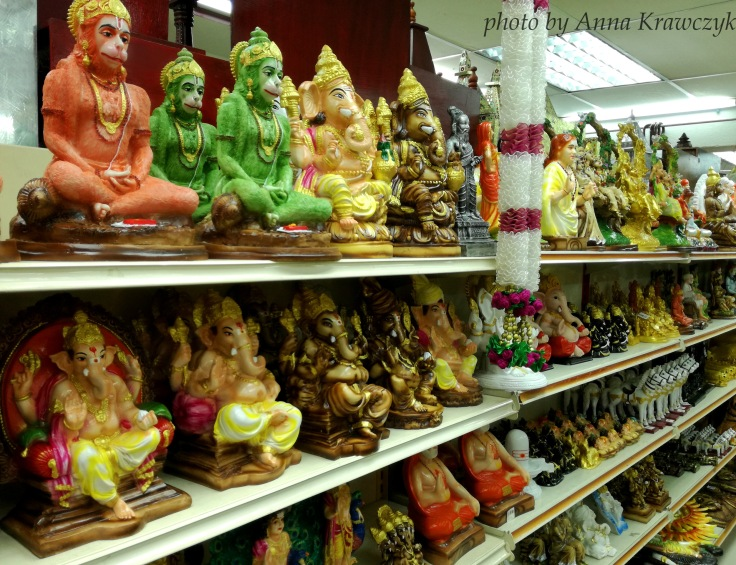 Shop In Little India.